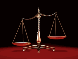 biased scales of justice