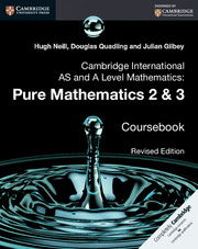Pure maths 2 workbook